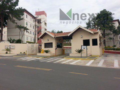 Apartamento residencial à venda, Jardim Bom Retiro, Valinhos - AP0128.