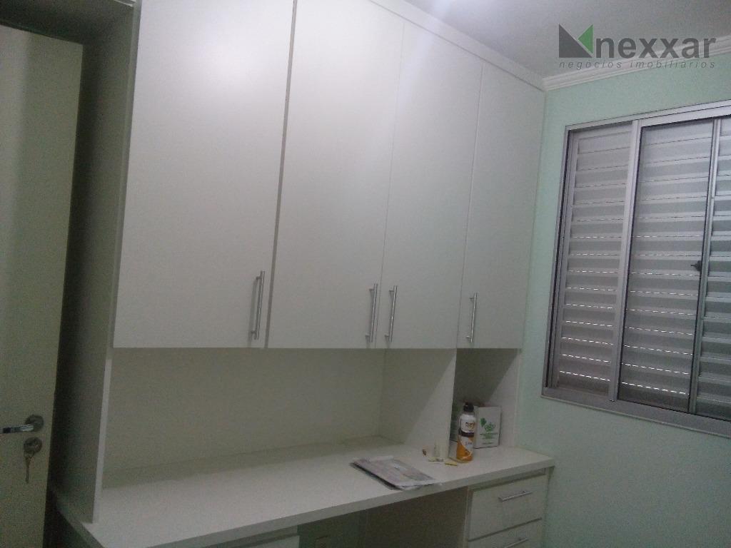 apartamento bem localizado c/ 3 dorms c/ armários, sendo 1 suíte, sala de estar, banheiro social,...