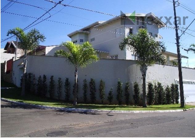 Casa  residencial à venda, Loteamento Residencial Nova Itália , Valinhos.