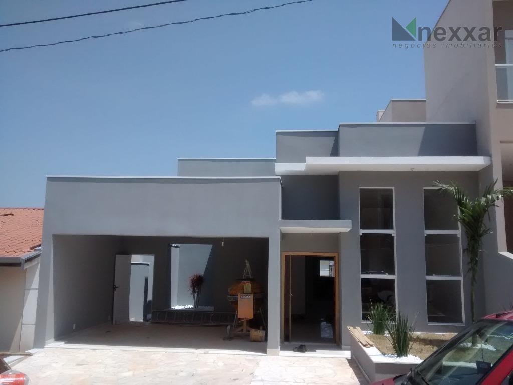 Casa residencial à venda, Condomínio Madre Maria Villac, Valinhos - CA0487.