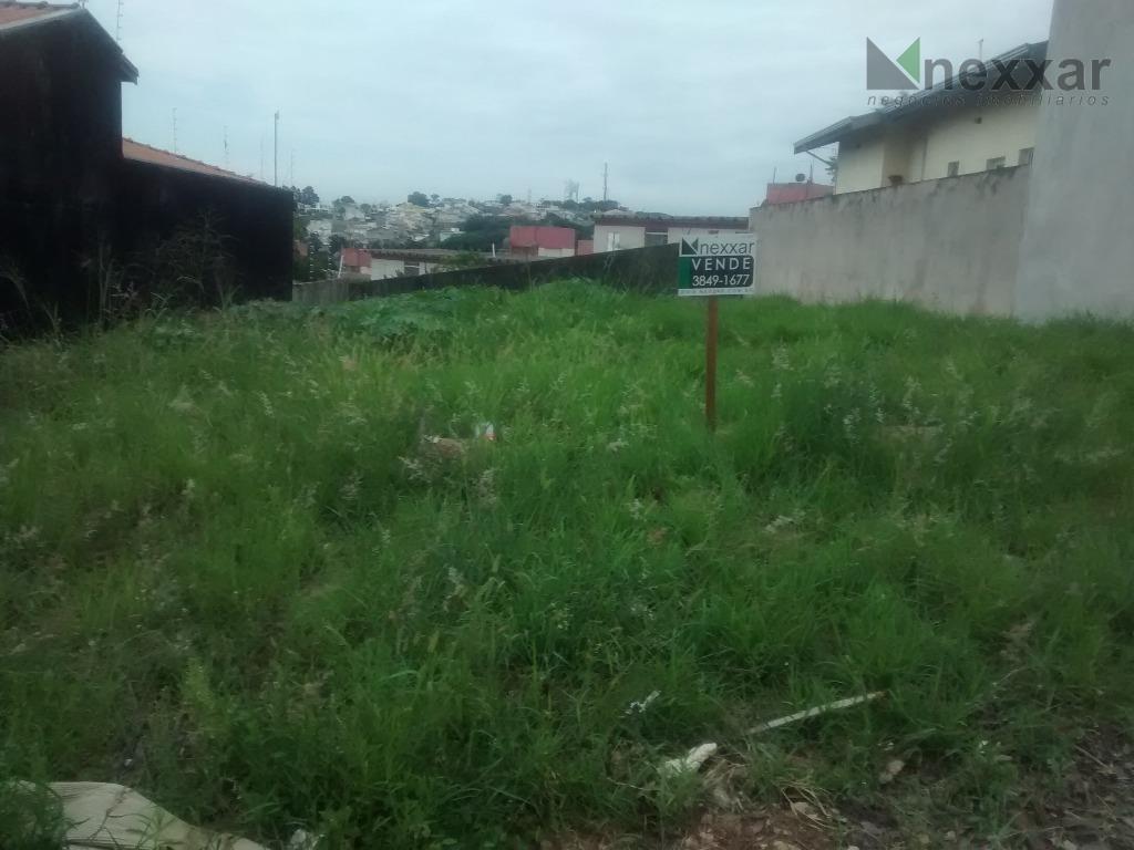 Terreno residencial à venda, Residencial Nova Era, Valinhos - TE0252.