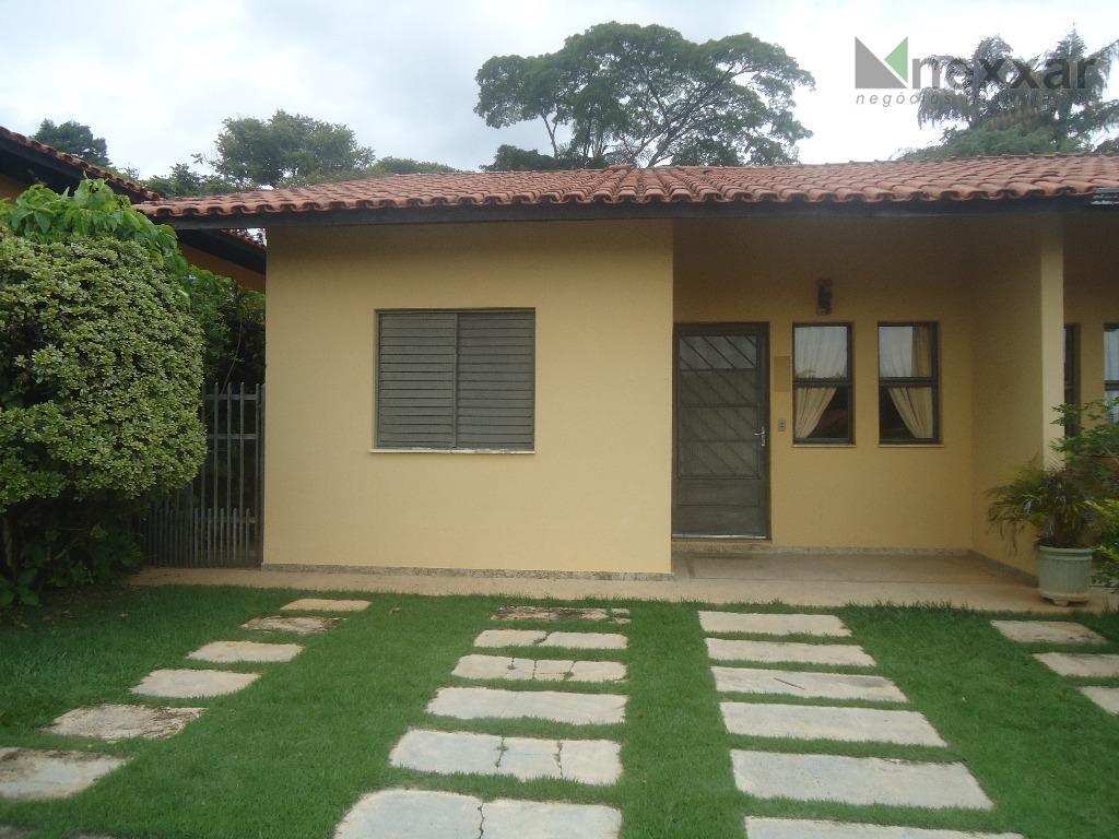 Casa residencial à venda, Condomínio Residencial Blumen Hof , Valinhos - CA0495.