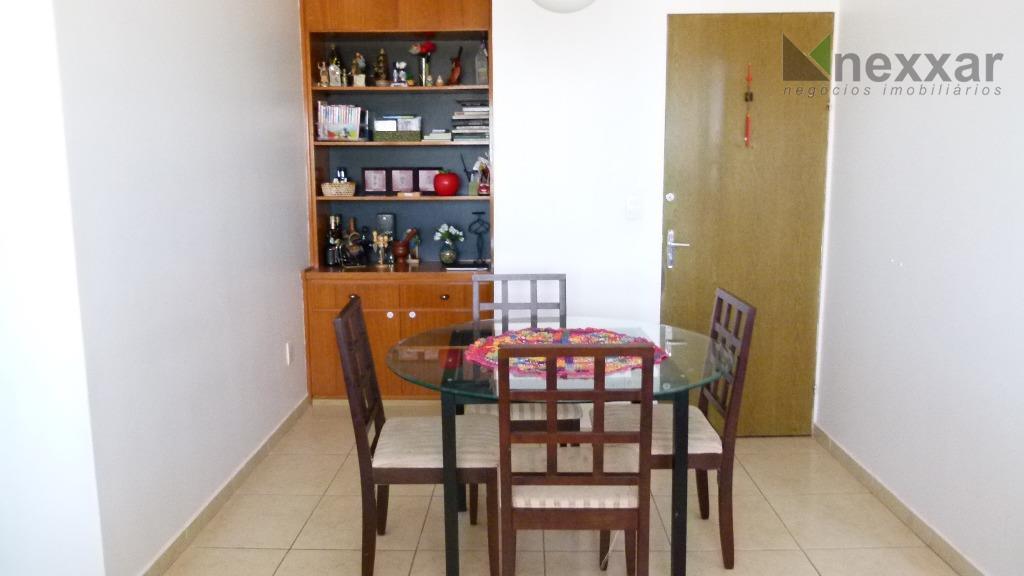 Apartamento  residencial à venda, Jardim São Jorge, Valinhos.