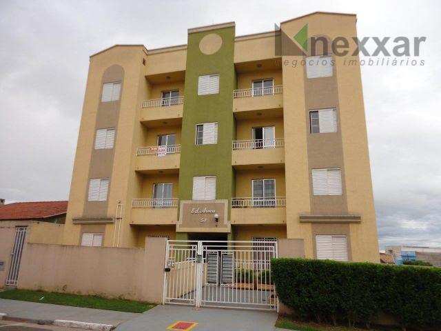 Apartamento residencial à venda, Parque Florence, Valinhos - AP0141.