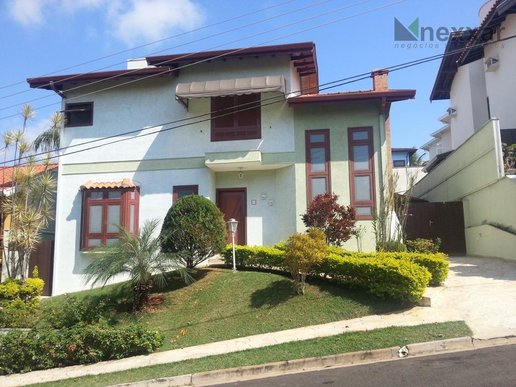 Casa residencial para venda e locação, Condominio Villagio Florença, Valinhos - CA0508.