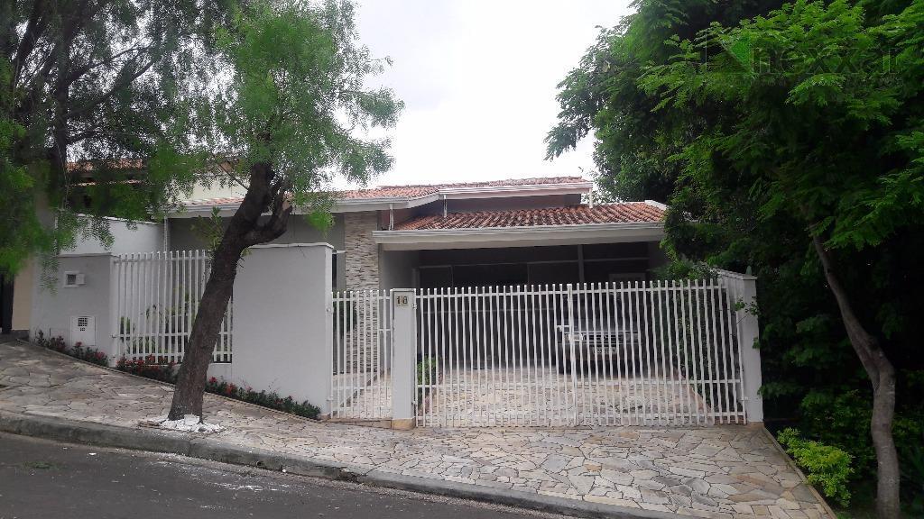 Casa residencial à venda, Jardim Paiquerê, Valinhos - CA0204.