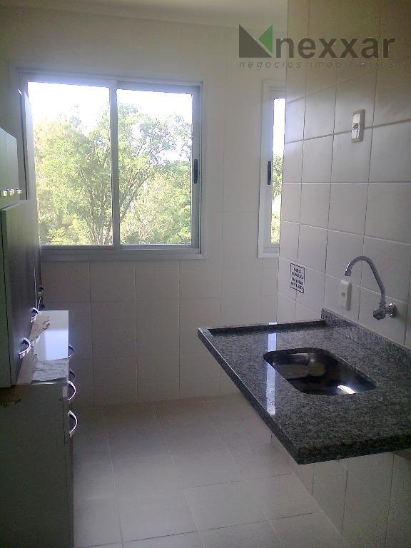 Apartamento  residencial à venda, Condomínio Residencial Bosque Do Frutal, Valinhos.