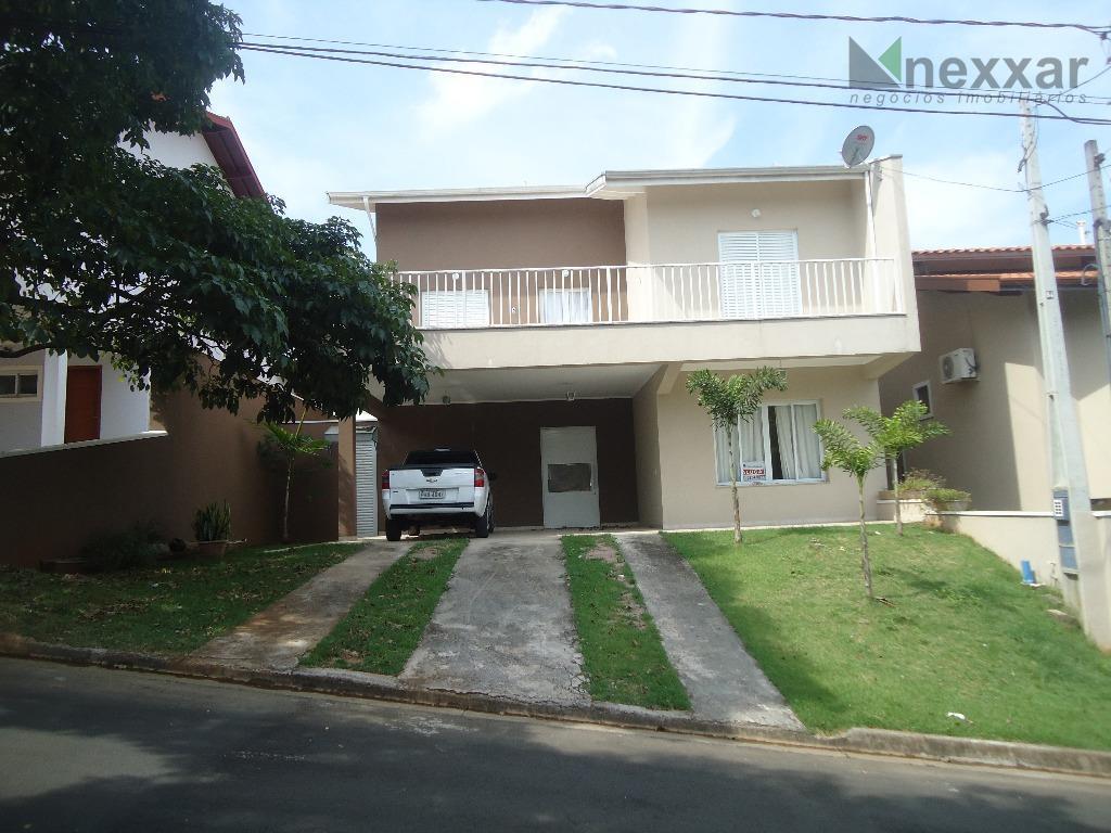 Casa residencial para locação, Condomínio Vivenda das Quaresmeiras, Valinhos - CA0253.
