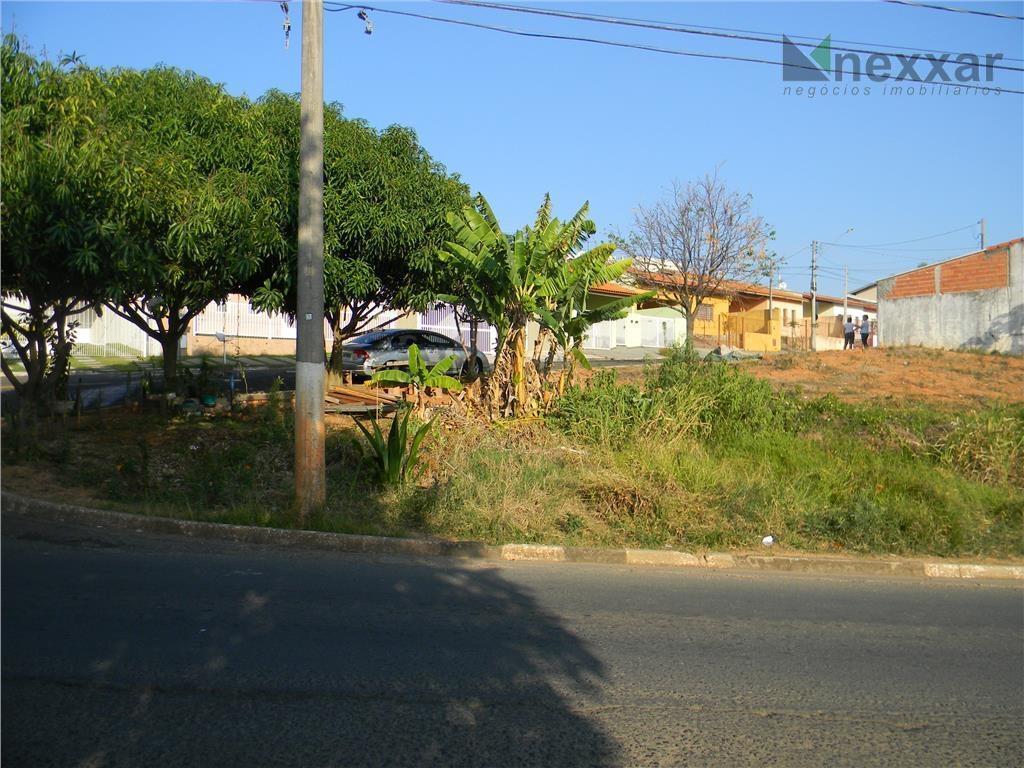 Terreno  residencial à venda, Jardim Samambaia, Valinhos.