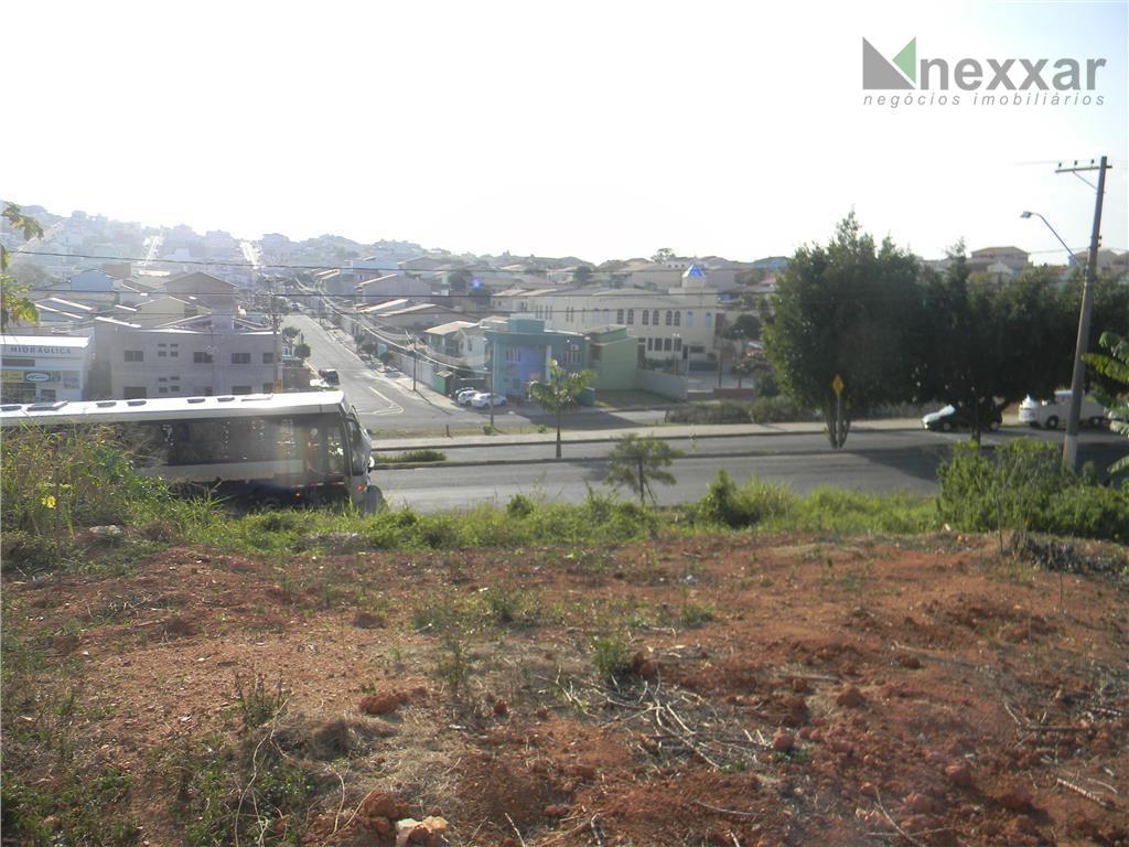 terreno de esquina, residencial ou comercial, com 337m².excelente localização!!!!