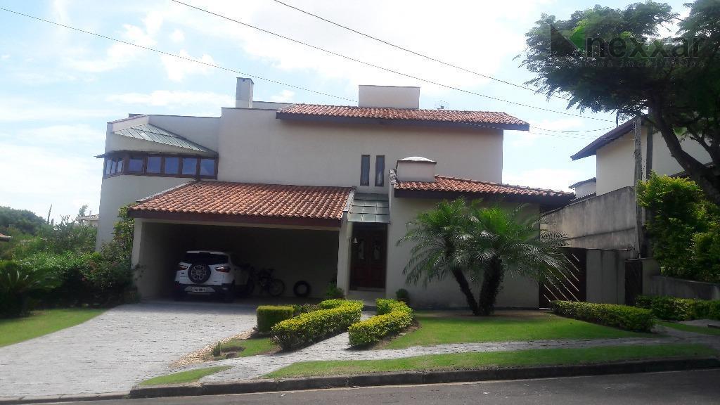 Casa  residencial para locação, Condomínio Village Visconde de Itamaracá , Valinhos.