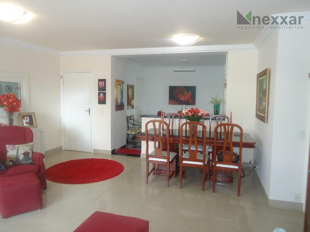Apartamento  residencial para locação, Vila Bissoto, Valinhos.