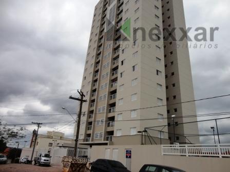 Apartamento  residencial à venda, Vila São Cristóvão, Valinhos.