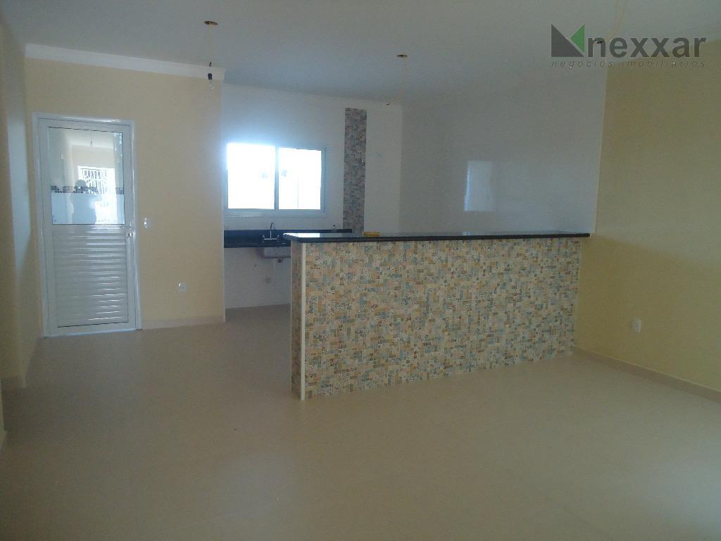 casa nova, c/ 3 dorms, sendo 1 suíte, sala de estar ampla, sala de jantar e...