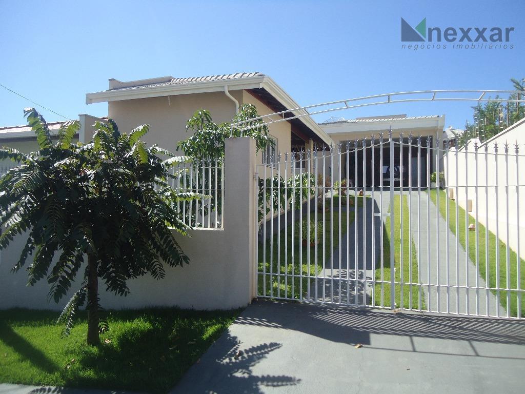 Casa  residencial à venda, Condomínio Parque Lauzanne , Valinhos.