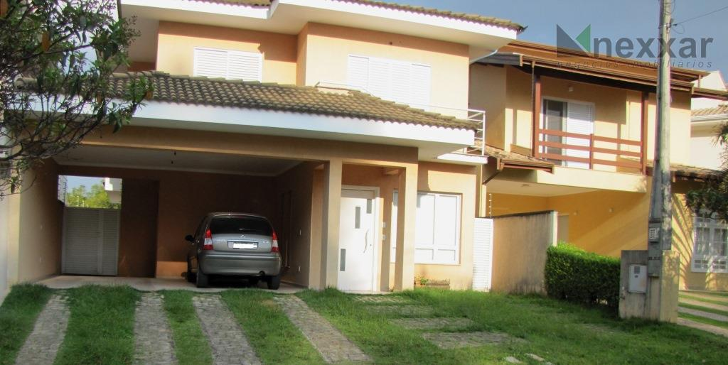 Casa  residencial à venda, Condomínio San Marino, Valinhos.