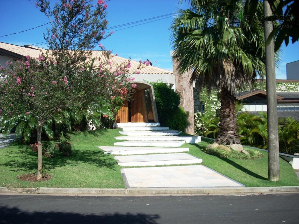 Casa  residencial à venda, Condomínio Village Visconde de Itamaracá , Valinhos.