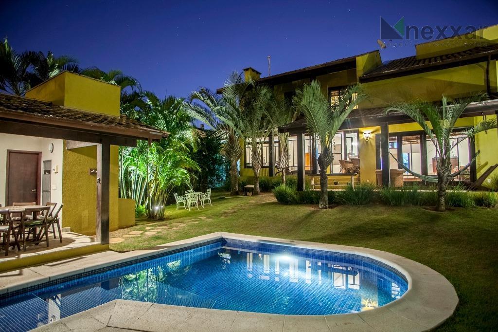 Casa residencial à venda, Condomínio Vale do Itamaracá, Valinhos - CA0044.