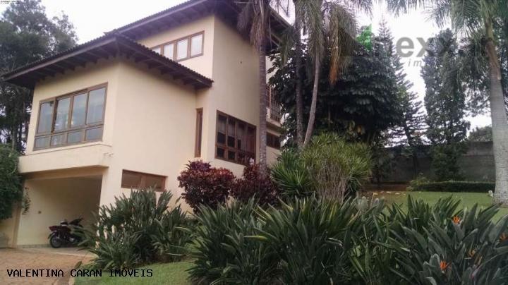Casa residencial à venda, Condomínio Village Sans Souci, Valinhos - CA0579.