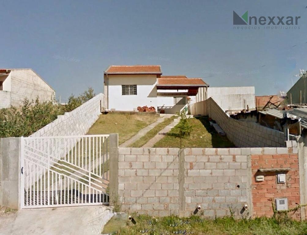 Casa residencial à venda, Loteamento Residencial Água Nova, Valinhos - CA0405.