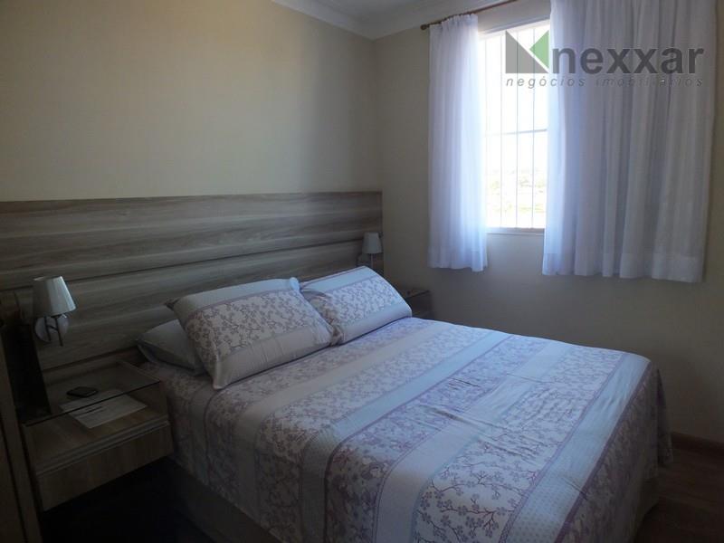 apartamento térreo de 46m² com 2 dormitórios, acabamento diferenciado, piso laminado durafloor studio nos quartos, corredor...
