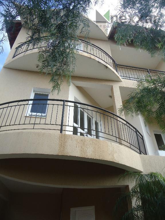Casa residencial para venda e locação, Condomínio Residencial Mirante do Lenheiro, Valinhos - CA0592.