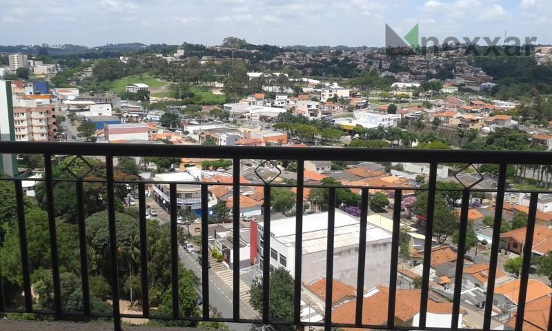 Apartamento  residencial para locação, Vila Olivo, Valinhos.