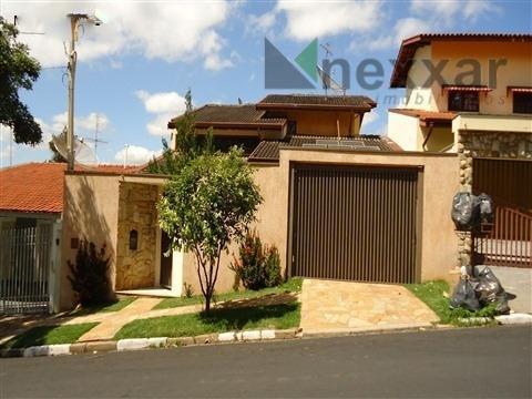 Casa residencial para venda e locação, Jardim Novo Horizonte, Valinhos.