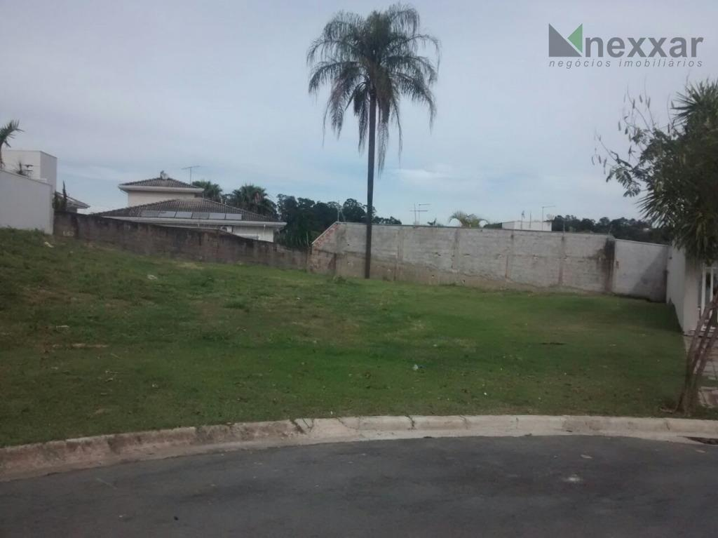 Terreno  residencial à venda, Condomínio Reserva das Palmeiras, Valinhos.