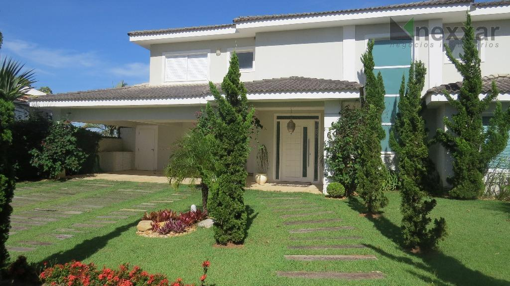 Casa residencial à venda, Condomínio Vale do Itamaracá, Valinhos - CA0609.