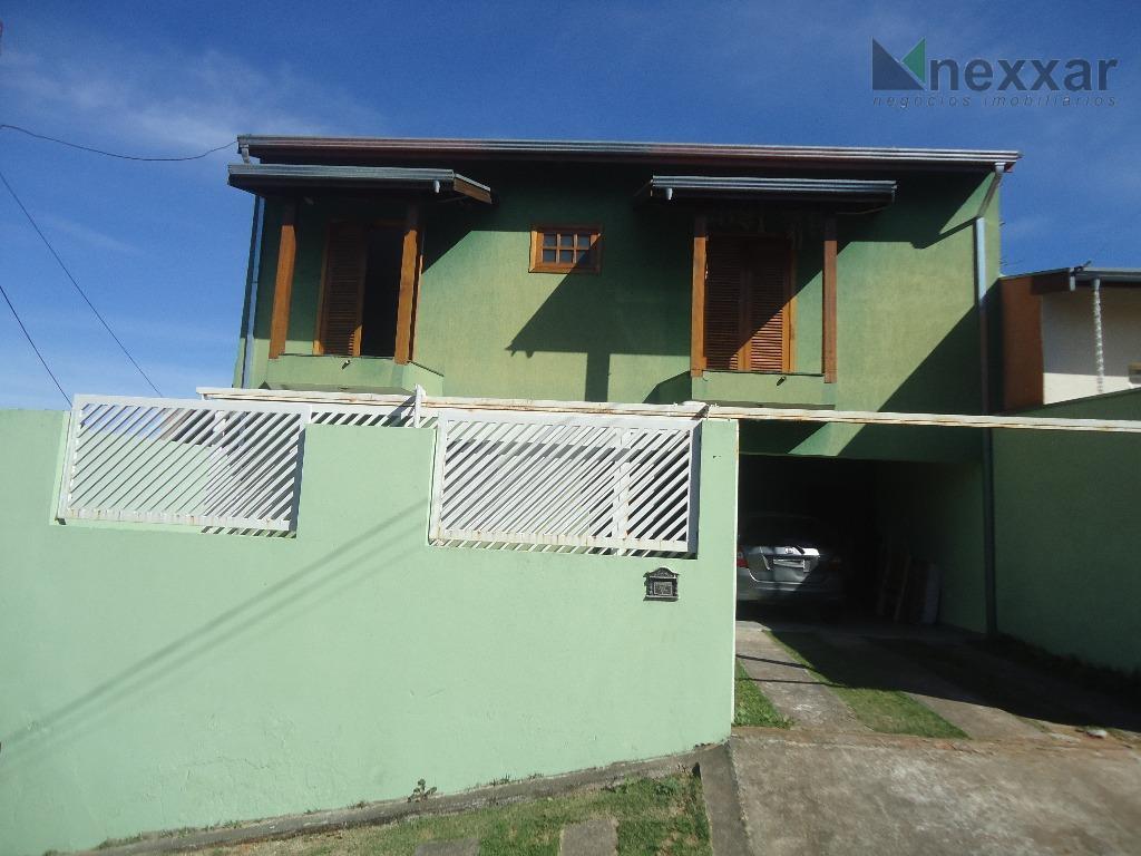 Casa  residencial para locação, Condomínio Itamambuca, Valinhos.