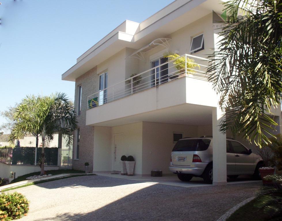 Casa  residencial à venda, Condomínio Ouro Verde, Valinhos.