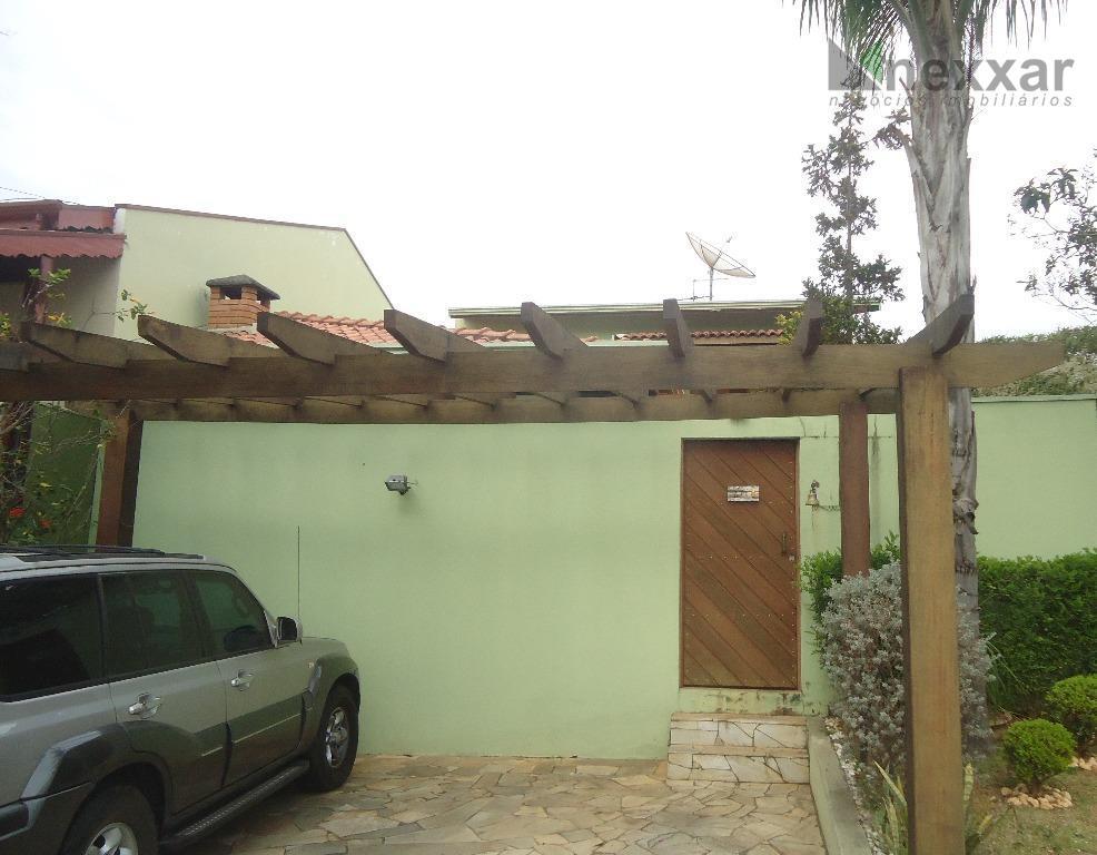 Casa residencial para venda e locação, Condomínio São Joaquim, Valinhos - CA0615.