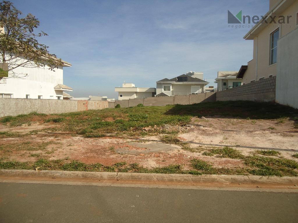 Terreno residencial à venda, Condomínio Chácara Flora, Valinhos - TE0302.