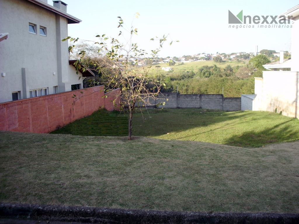 Terreno  residencial à venda, Condomínio Millenium, Valinhos.