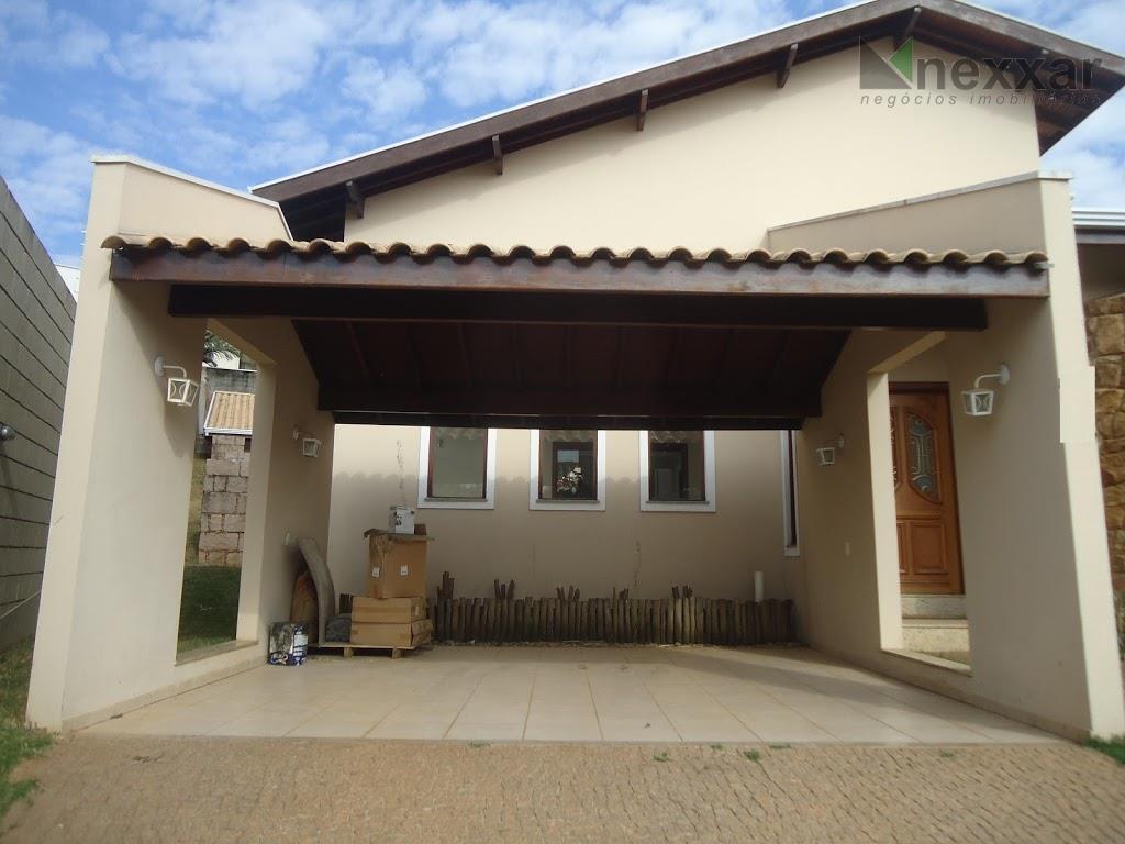 Casa residencial para locação, Condomínio Parque Lauzanne , Valinhos - CA0629.