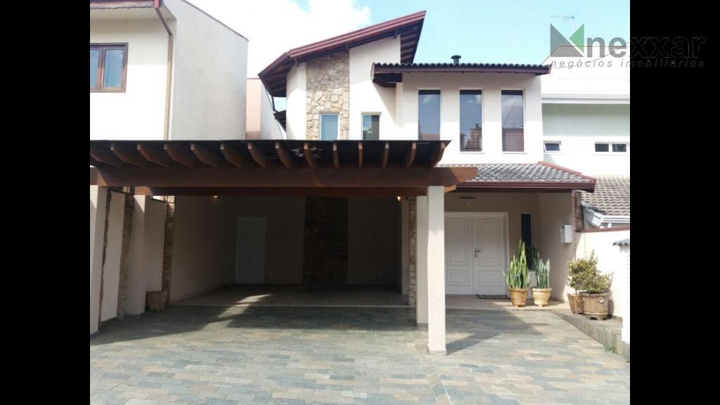 Casa  residencial à venda, Condomínio Residencial Mirante do Lenheiro, Valinhos.