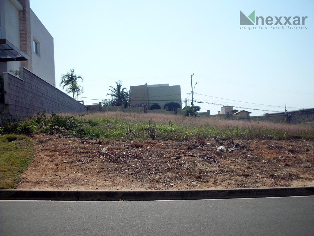 Terreno  residencial à venda, Condomínio Porto Seguro Village, Valinhos.