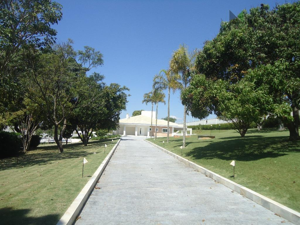 Casa residencial à venda, Condomínio Village Sans Souci, Valinhos - CA0649.