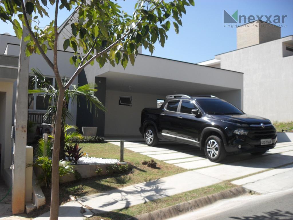 Casa residencial à venda, Jardim America II, Valinhos.