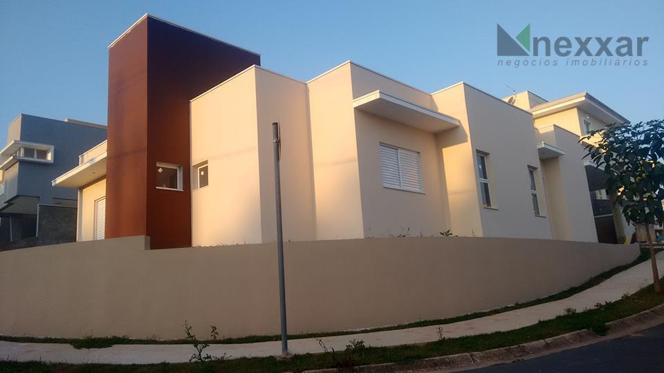 Casa  residencial à venda, Condomínio Le Village, Valinhos.