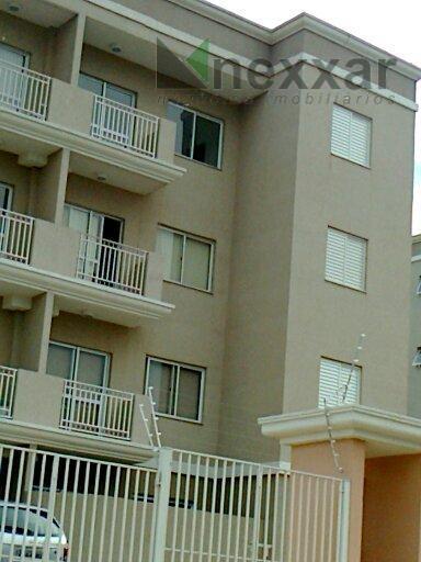 Apartamento  residencial à venda, Residencial Nova Era, Valinhos.