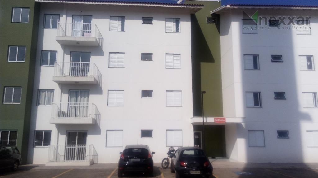 Apartamento residencial à venda, Residencial Vienna II, Vinhedo.