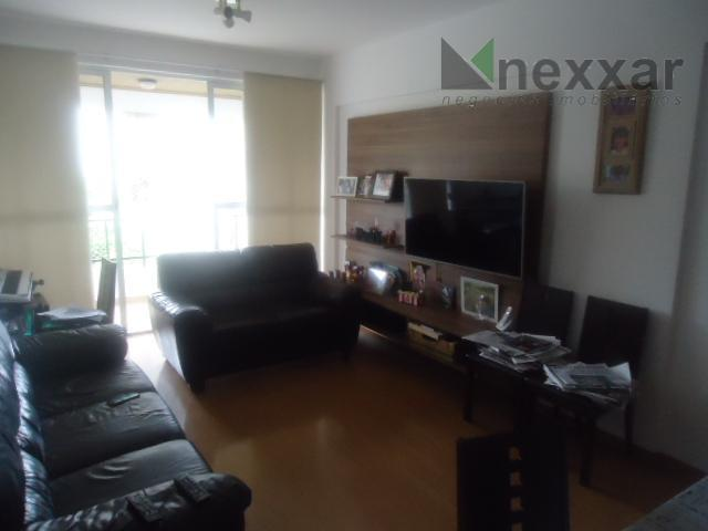 Apartamento residencial à venda, Centro, Valinhos.