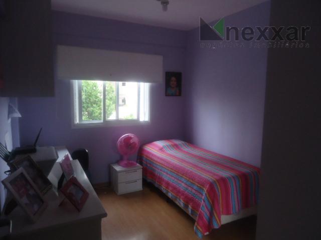 belissímo apartamento, 03 dorms sendo 01 suíte todos c/armários, sala c/2 ambientes, sacada, cozinha planejada, lavanderia...
