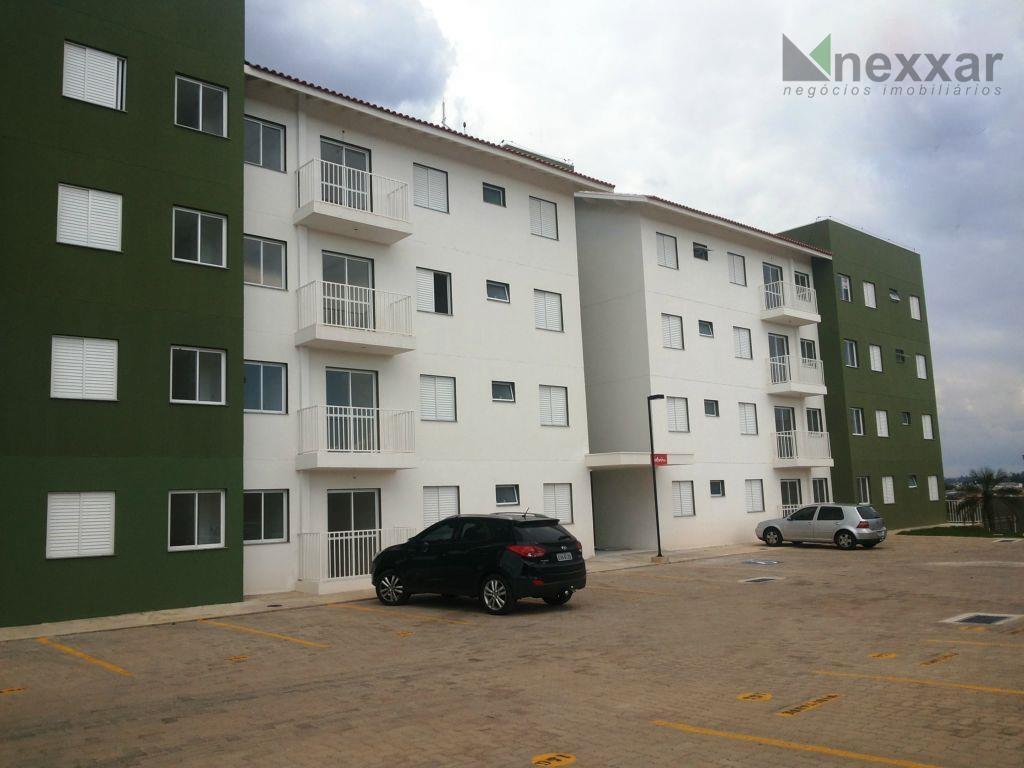 Apartamento residencial à venda, Residencial Arco Íris, Vinhedo.