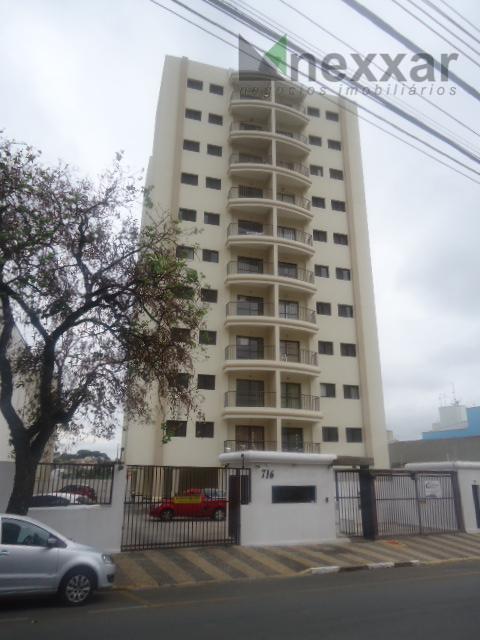 Apartamento residencial para venda e locação, Centro, Valinhos.