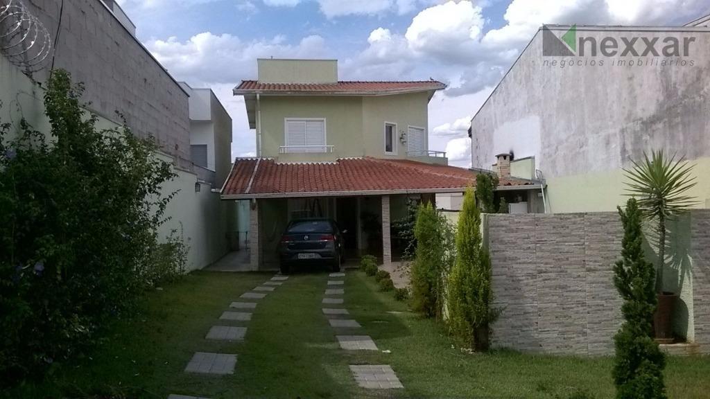 Casa residencial à venda, Jardim Jurema, Valinhos.