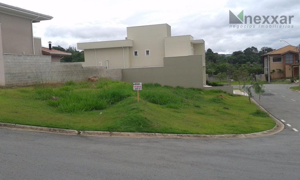 Terreno residencial à venda, Condomínio Residencial Reserva das Palmeiras , Valinhos.