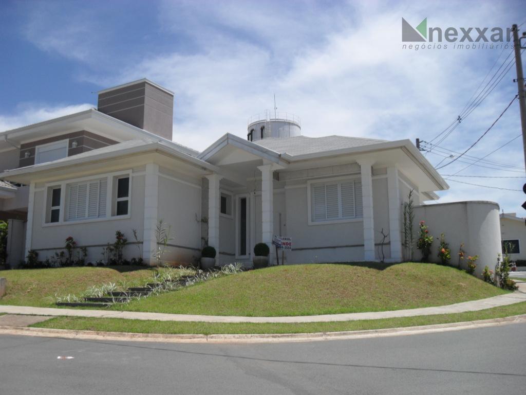 Casa residencial à venda, Condomínio Le Village, Valinhos - CA0070.